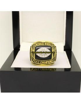 Cincinnati Bengals 1988 AFC Football Championship Ring