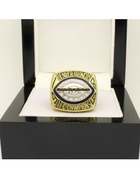 Denver Broncos 1989 AFC Football Championship Ring
