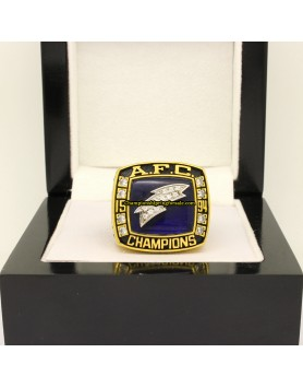 San Diego Chargers 1994 AFC Football Championship Ring
