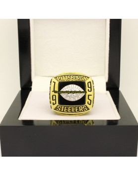 Pittsburgh Steelers 1995 AFC Football Championship Ring