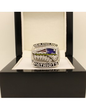 New England Patriots 2011 AFC Football Championship Ring