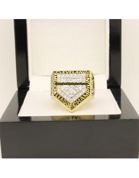 Cleveland Indians 1997 AL Baseball Championship Ring