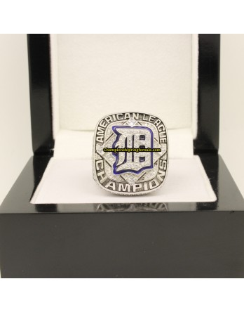 Detroit Tigers 2012 AL Baseball Championship Ring