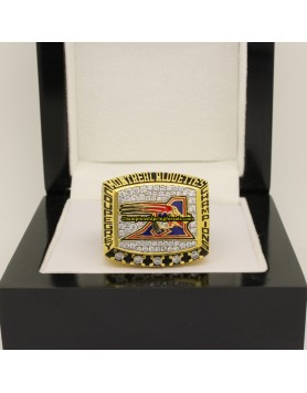 Montreal Alouettes 2002 CFL Football Grey Cup Championship Ring