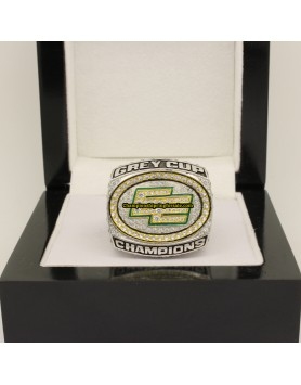 Edmonton Eskimos 2003 CFL Football Grey Cup Championship Ring