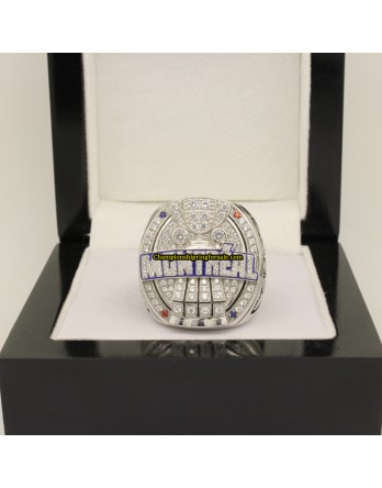 Montreal Alouettes 2009 CFL Football Grey Cup Championship Ring