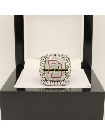 2013 World Baseball Classic World Cup Championship Ring