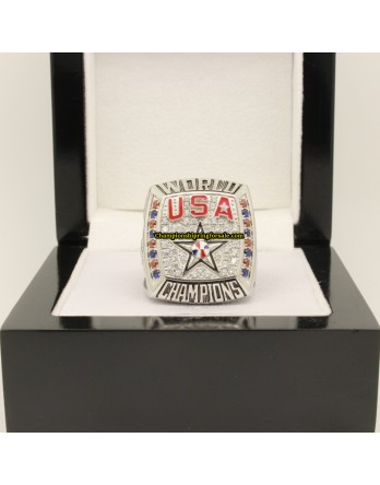 2010 United States men's FIBA World Championship Ring