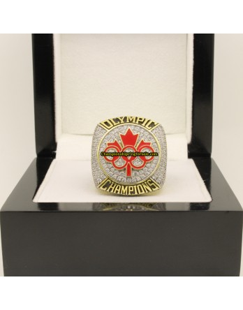 2014 Canada Winter Olympic Hockey Team Championship Ring