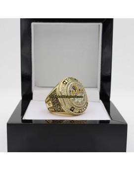 Kobe Bryant 2016 Los Angeles Lakers NBA Basketball Career Championship Ring