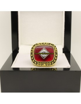 2009 Major League Baseball MLB All Star Game Championship Ring