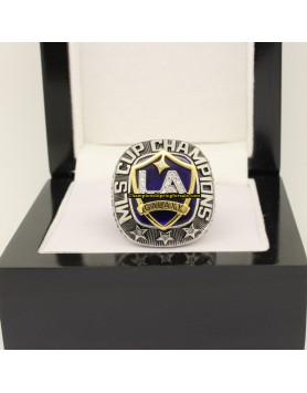 2011 Los Angeles Galaxy MLS Soccer Championship Ring