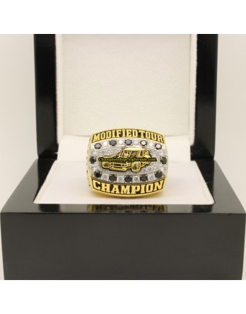 2015 NASCAR Whelen Modified Tour Auto Racing Championship Ring