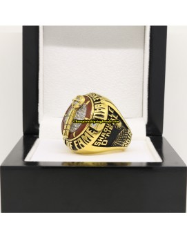 2016 Oneal NBA Basketball Hall of Fame Championship Ring