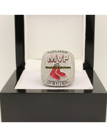 2013 Boston Red Sox World Series David Ortiz MVP Championship Ring
