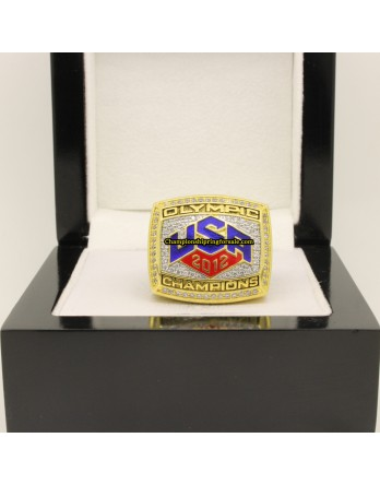 2012 United States U.S. Olympics Basketball Team Championship Ring