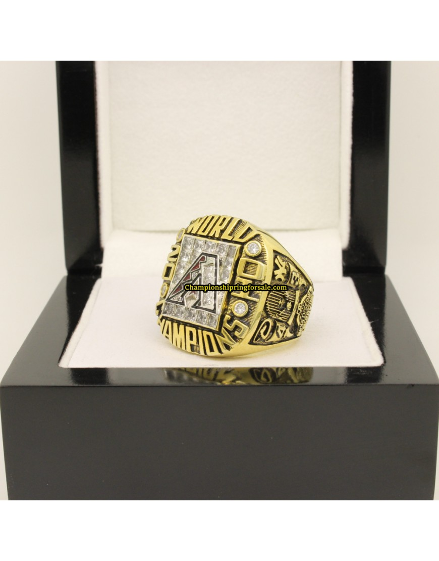 Arizona Diamondbacks World Series Ring For Sale