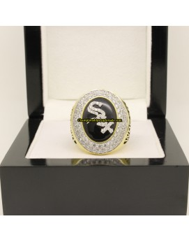 2005 Chicago White Sox MLB World Series  Baseball Championship Ring