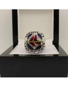 2007 Boston Red Sox World Series Baseball Championship Ring