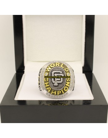 2010 San Francisco Giants World Series  Baseball Championship Ring