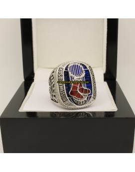 2013 Boston Red Sox World Series Baseball Championship Ring