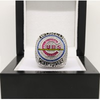 2016 Chicago Cubs World Series Baseball Championship Ring