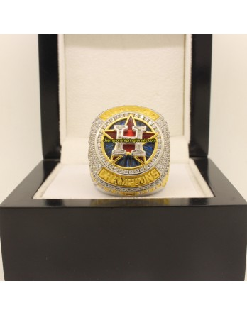 2017 Houston Astros World Series Baseball Championship Ring