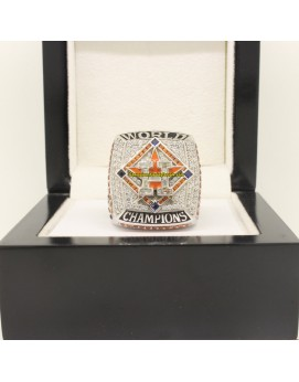 2017 Houston Astros MLB World Series Baseball Fans Championship Ring