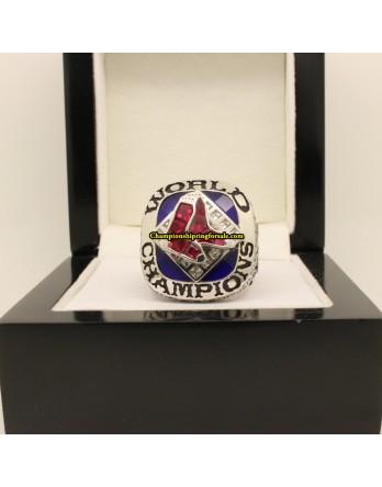 2007 Boston Red Sox World Series  Baseball Gems Championship Ring