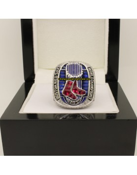 2013 Boston Red Sox World Series Baseball Gems Championship Ring