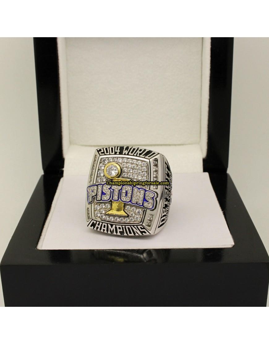 Pistons Championship Ring