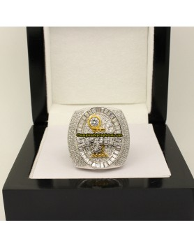 2005 San Antonio Spurs National Basketball World Championship Ring