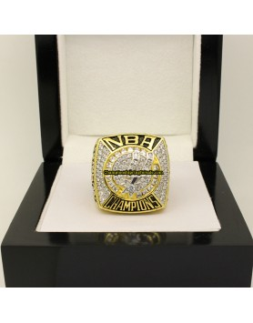 2007 San Antonio Spurs National Basketball World Championship Ring