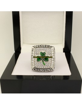 2008 Boston Celtics National Basketball World Championship Ring