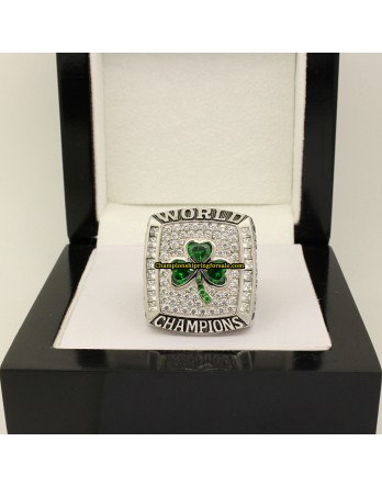 2008 Boston Celtics National Basketball World Championship Ring