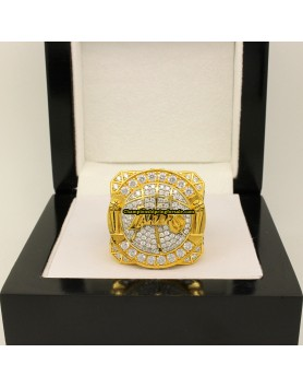 2010 Los Angeles Lakers National Basketball World Championship Ring
