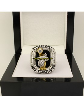 2012 Miami Heat National Basketball World Championship Ring