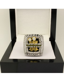 2013 Miami Heat National Basketball World Championship Ring