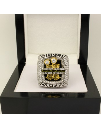 2013 Miami Heat NBA National Basketball World Championship Ring