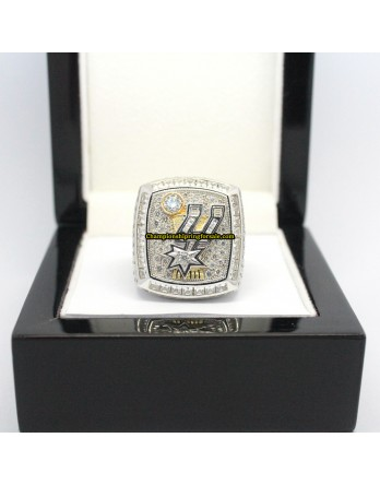 2014 San Antonio Spurs National Basketball World Championship Ring