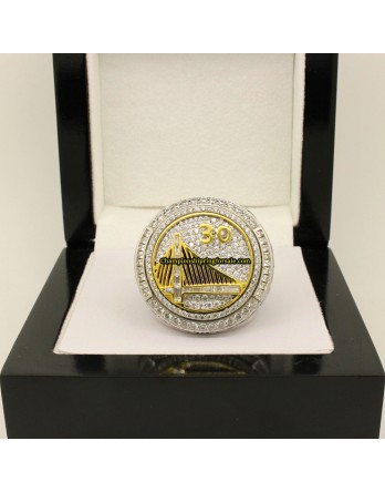 2015 Golden State Warriors NBA National Basketball World Championship Ring