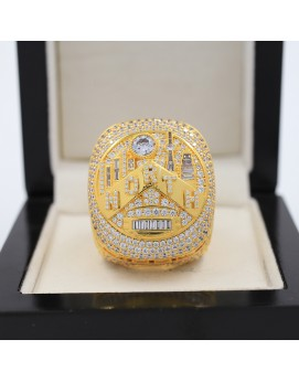 Toronto Raptors 2019 Basketball World Championship Ring