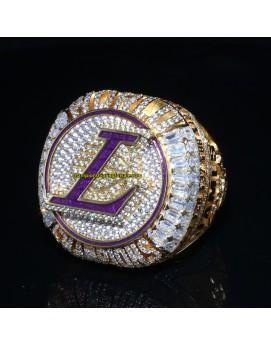 Los Angeles Lakers 2020 Basketball World Championship Ring