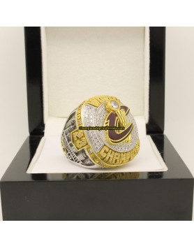 Cleveland Cavaliers 2016 NBA National Basketball Gemstone Championship Ring