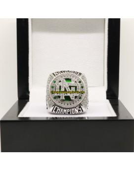 2016 North Dakota Fighting Hawks Championship Ring