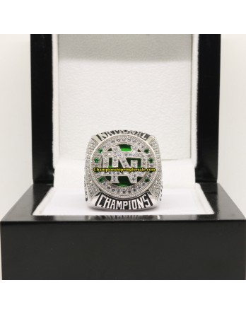 2016 North Dakota Fighting Hawks Championship Ring
