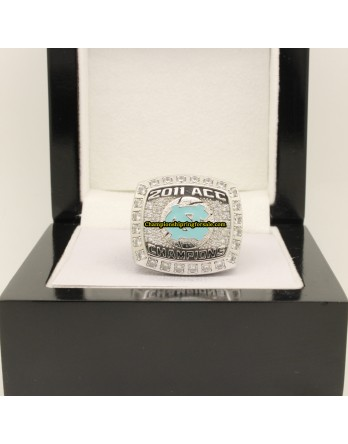 2011 North Carolina Tar Heels ACC Men's Basketball Championship Ring