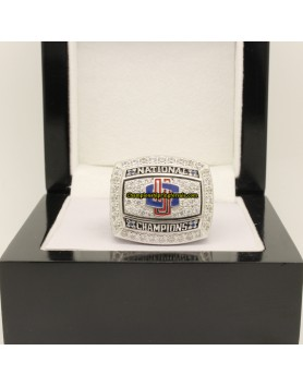 2011 Connecticut Huskies NCAA Men's Basketball National Championship Ring