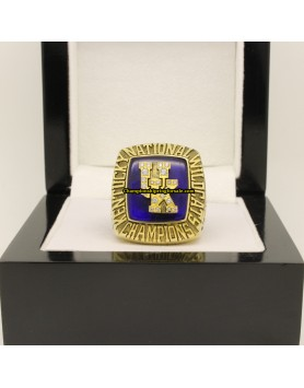 1998 UK Kentucky Wildcats NCAA Men's Basketball National Championship Ring