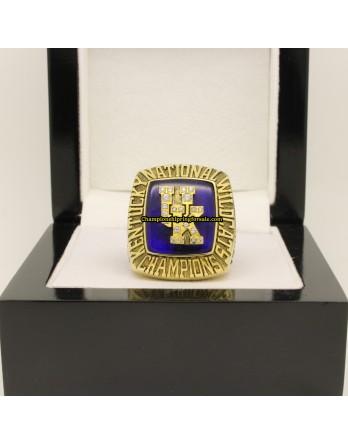 1998 UK Kentucky Wildcats NCAA Men's Basketball National Championship Ring